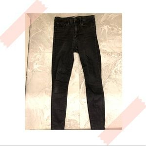 Pants - Gap Black Grey-ish Jeans